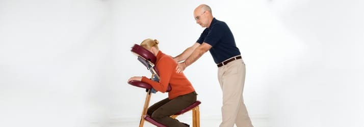 Chiropractic Milwaukie OR Chair Massage