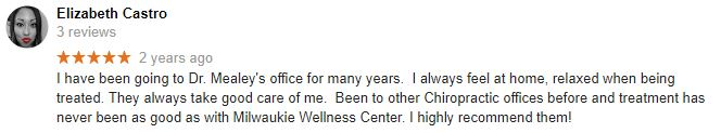 Milwaukie Wellness Center Patient Testimonial